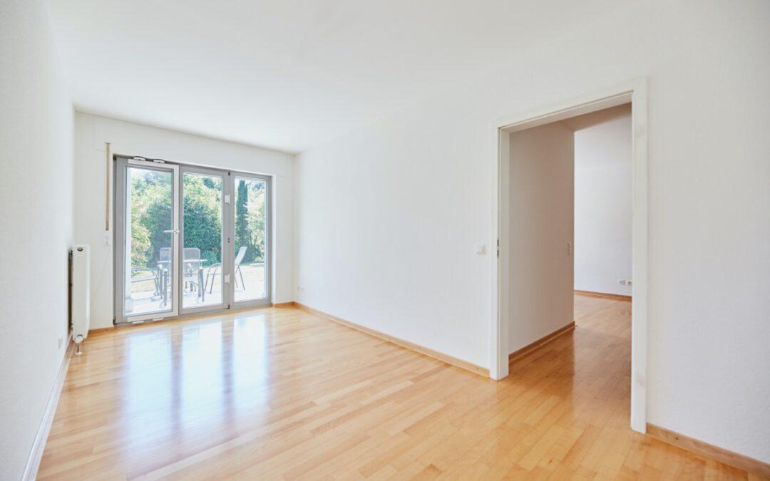 + Verkauft – Kleines, feines Domizil mit Terrasse und Garten +