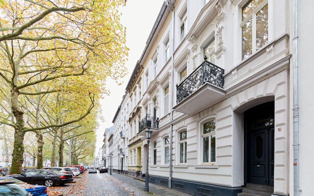 + Neu zum Verkauf + Interessantes Denkmal + Wohnen mit XXL-Terrasse +