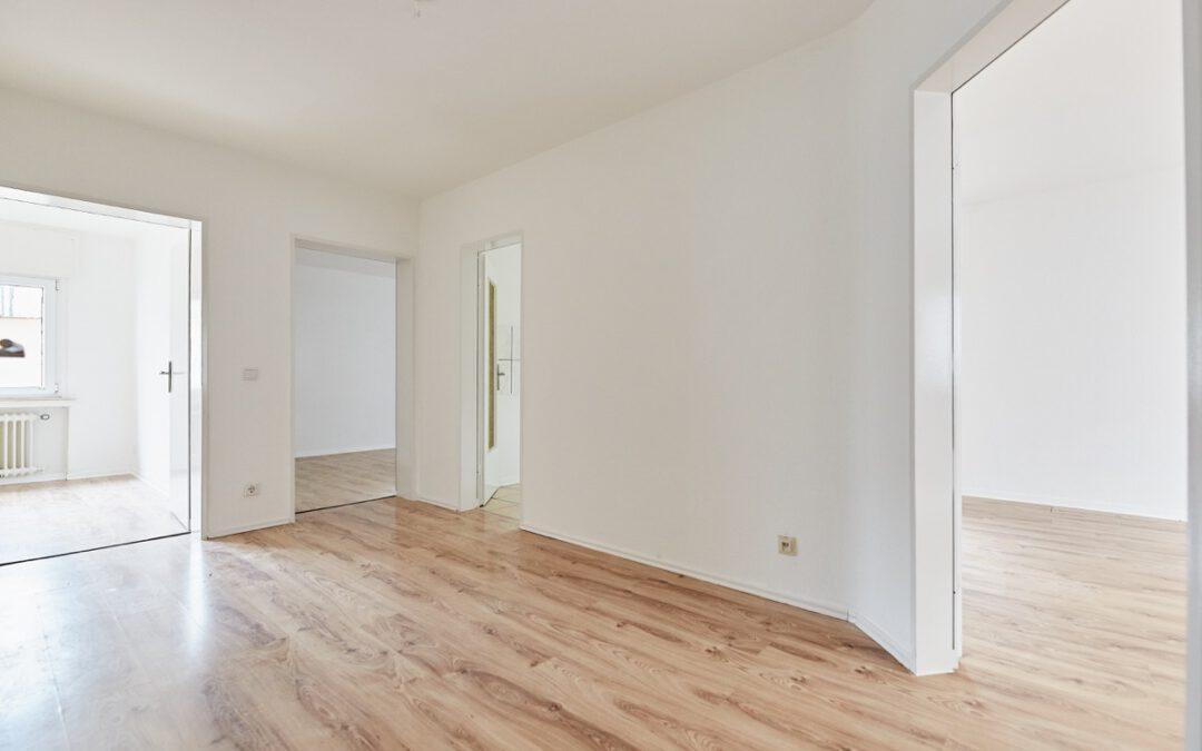 + Vermietet: Schönes Zuhause im Nordbezirk +