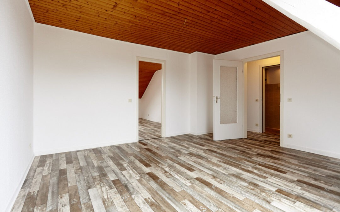 + Vermietet: Gemütliches Dachgeschoss zum Wohlfühlen +