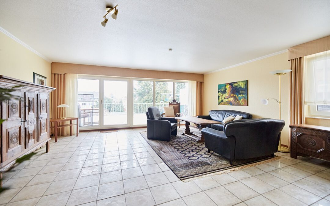 + Verkauft: Attraktives Zuhause mit XL-Balkon +